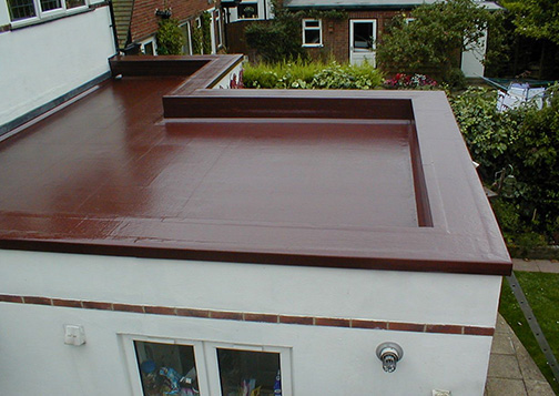 roof maintenance with flat roof pros