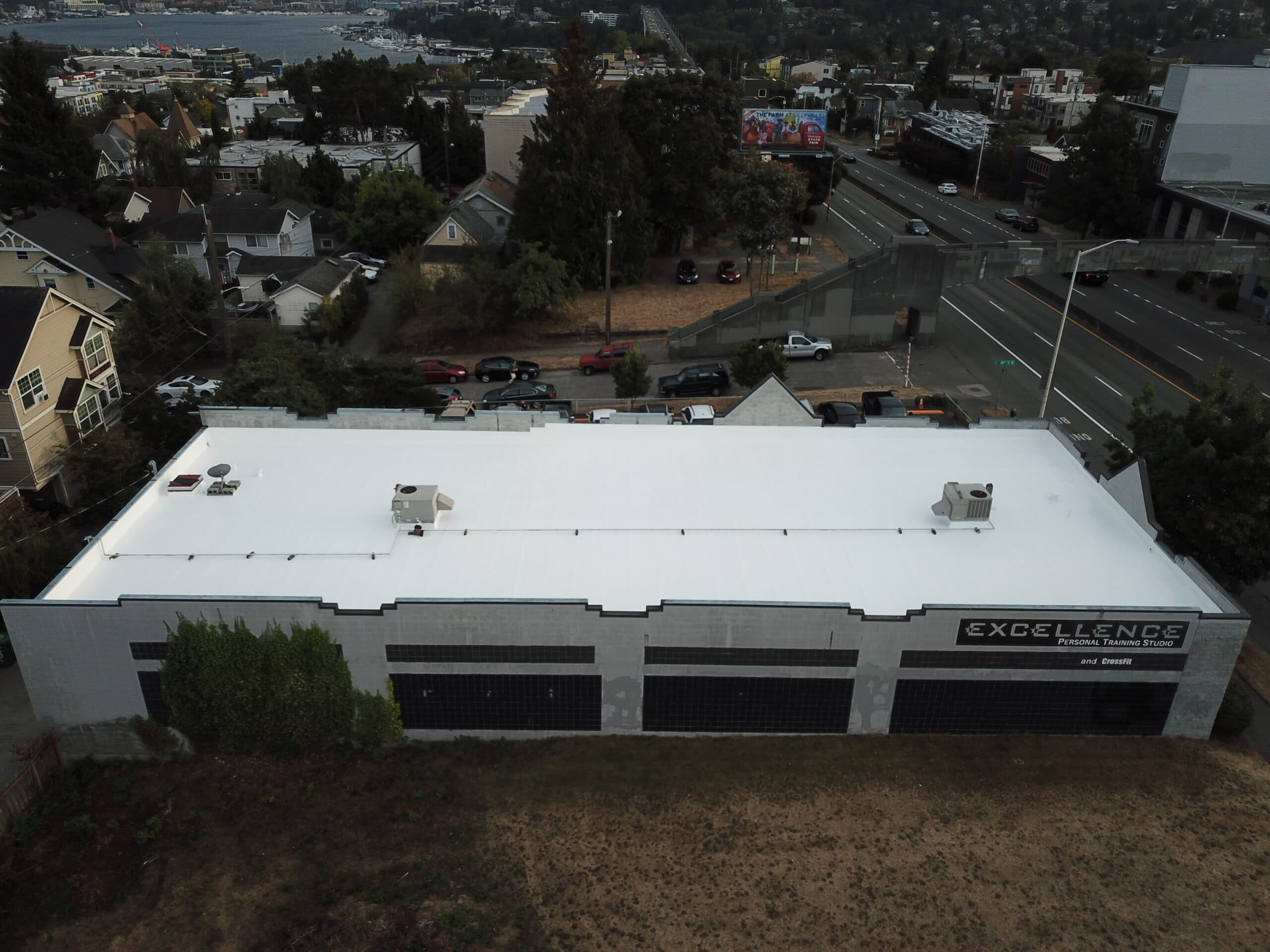 Flat Roof Repair And Rainy Season